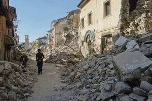 Why the Italy quake was so severe