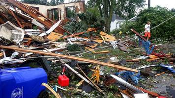 tornadoes rip through indiana