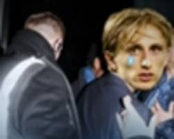luka modric looks so young he was refused entry to a bar