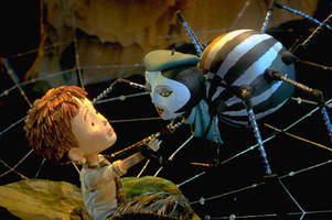 'spectre' helmer is in talks for a live-action 'james and the giant peach' movie