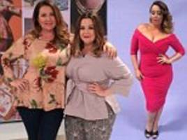plus-size model who was told she was 'too pretty to be the fat girl' and 'too fat to be the pretty girl' by an acting agency shares how she went on to be discovered by melissa mccarthy