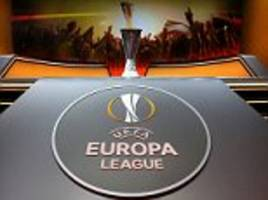Europa League verdict: Manchester United receive favourable draw as Southampton are handed Inter Milan