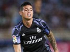 Juventus chief executive Giuseppe Marotta: Real Madrid's James Rodriguez will not join us this summer