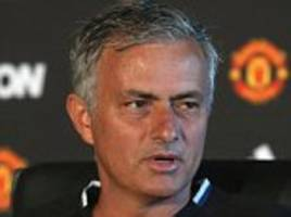 Manchester United's Europa League group wouldn't look out of place in Champions League, insists Jose Mourinho