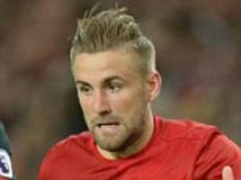 manchester united ace luke shaw admits he went through dark times during spell on sidelines