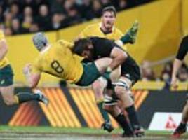 'tackling was a problem, the lineout was leaky and they couldn't use their own ball': michael lynagh reflects on australia's record loss to the all blacks