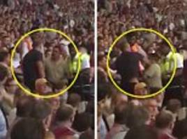 violent supporters facing bans as west ham investigate stadium brawl
