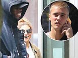 Justin Bieber's ex Chantel Jeffries enjoys day out with Paul Pogba