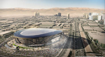 Raiders Las Vegas stadium: New images from proposal