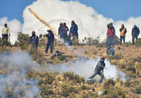 bolivian minister kidnapped, savagely beaten to death by striking mineworkers