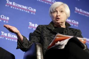 with janet yellen just hours away, directionless markets wait for a signal