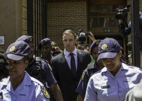 Oscar Pistorius to Serve Six Years for Girlfriend's Murder After Judge Rejects Prosecutor's Appeal