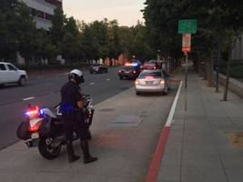 in concord: see video of pedestrian struggling to safely cross street