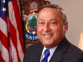 listen: maine governor under fire after leaving profanity-laced voicemail
