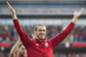 'incredible' is how gareth bale describes the chance of making...