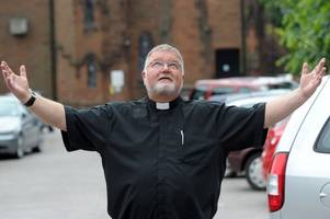 Ayr Catholic churches hit by critical priest shortage with one father to cover four parishes