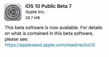 Apple Releases iOS 10 Beta 8 to Developers and Public Beta 7 to Everyone Else