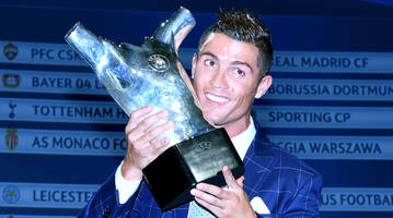 Cristiano Ronaldo wants to play for Real Madrid until he is 41 years old