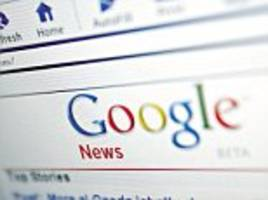 Google and Facebook could be forced to pay news publishers to use chunks of their stories