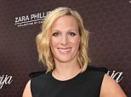 zara phillips quits high-tech firm after a chinese takeover