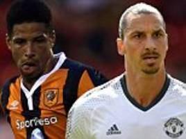 Hull City vs Manchester United Premier League LIVE: Follow the action from the KCOM Stadium