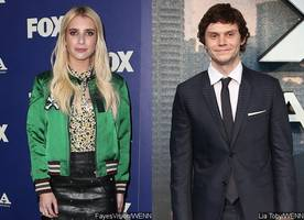 Emma Roberts and Ex Evan Peters Spark Reconciliation Rumors After Spotted Together