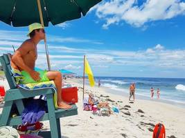 Coastal Ocean County Beach Weather Report for Aug. 27, 2016