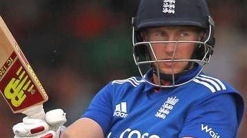 watch: classy root helps england to victory