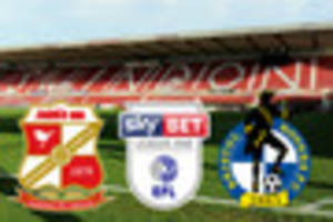 Swindon Town v Bristol Rovers LIVE: Team news, updates, pictures...