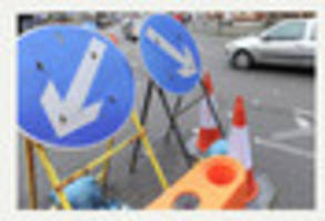 Roadworks and closures in Leicester for week beginning August 28