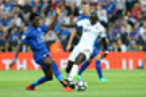 leicester city 2-1 swansea player ratings: do we have kante's...