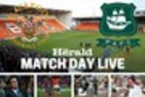LIVE: Blackpool v Plymouth Argyle - Pilgrims travel to Bloomfield...