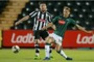 TEAM NEWS: Plymouth Argyle unchanged for away game against...