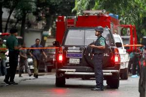 Dhaka cafe attack mastermind killed by Bangladesh troops