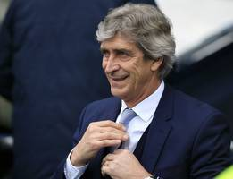 Former Manchester City manager Manuel Pellegrini appointed at China's Hebei