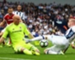 West Brom 0-0 Middlesbrough: Booed Berahino benched for dour draw
