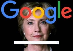 is google censoring search results to protect hillary?