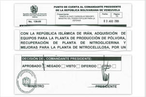 new evidence reveals iran evaded sanctions, continued nuclear weapon development with venezuela