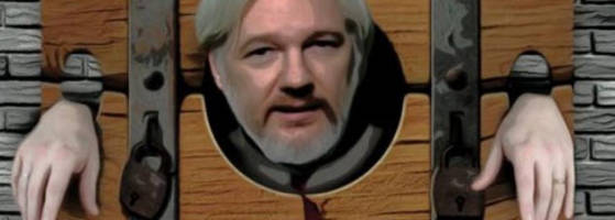 the war on whistleblowers & why america's next president will kill julian assange