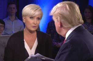 Trump Demands Apology From Brzezinski, MSNBC Over 'Coordinated Gang Attack' on Supporter