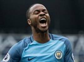 Manchester City 3-1 West Ham: Raheem Sterling and Fernandinho lead Pep Guardiola's side to victory