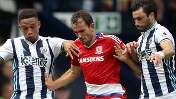 boro unbeaten in league after goalless draw at west brom