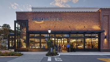 amazon has brick-and-mortar bookstores — and they're expanding
