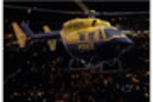 Police helicopter joins search for missing 14-year-old in Exmouth