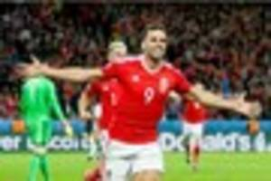 Euro 2016 hero Hal Robson-Kanu faces being left out of Wales's...