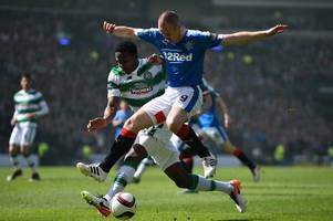 rangers striker kenny miller fears what celtic might do if ibrox side don't rediscover their intensity