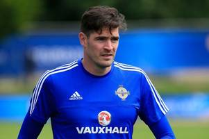 cardiff city in talks with northern ireland euro 2016 hit-man kyle lafferty in bid to end goal drought
