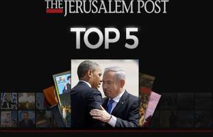 The Jerusalem Post's top 5 stories of August 28