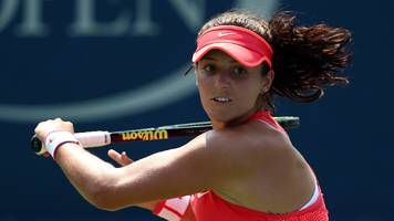 us open 2016: laura robson is back in business after long-term injury