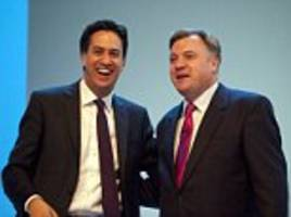 my war with miliband during 'dysfunctional' election campaign, by ed balls